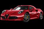 Alfa Romeo Sportautó kölcsönzés
