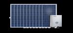 Energiatakarék Komplett napelemrendszer