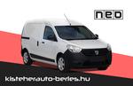 Dacia Dokker Ambiance Kisteherautó bérlés